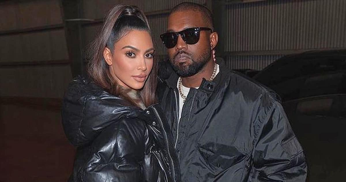 Kim Kardashian Doesn't Want Kanye West To 'Air Out Their Dirty Laundry' After The Donda Song Suggests Infidelity