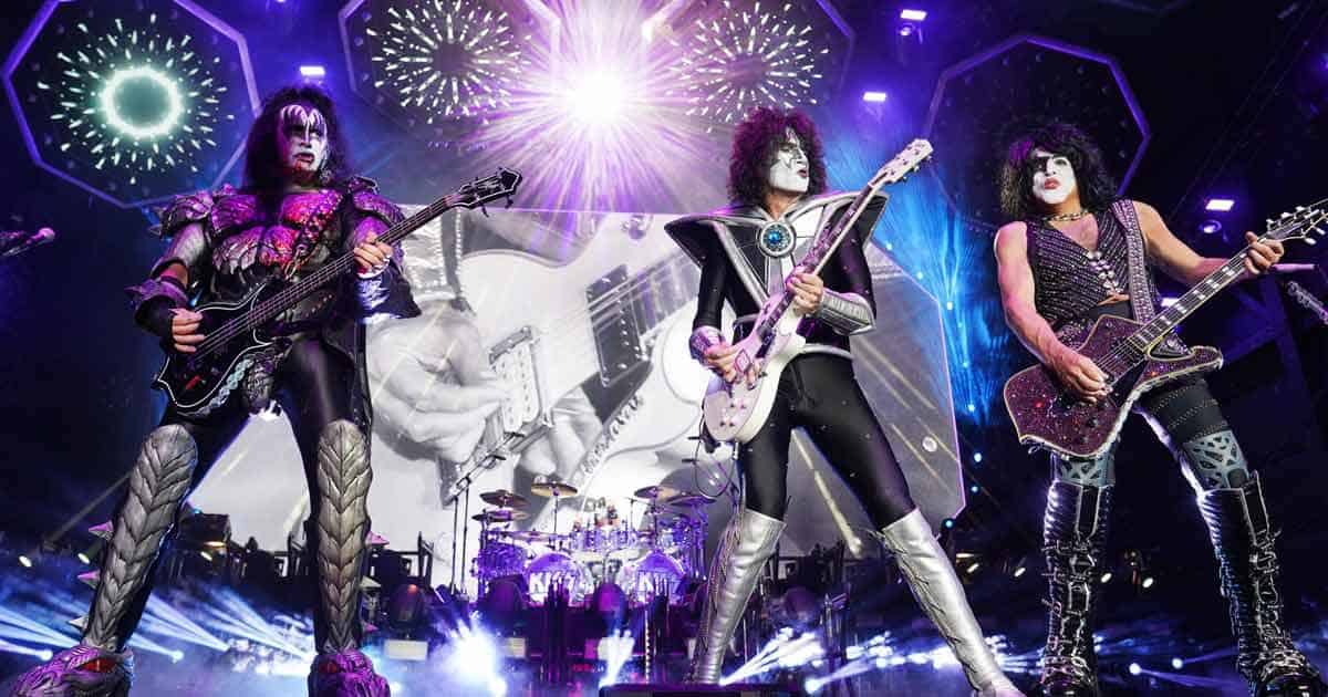 Kiss to unveil 45th anniversary reissue of 'Destroyer' on Nov 19