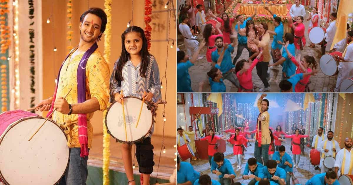 KKK 11's 'Action Man' Sourabh Raaj Jain Returns With A Special Ganpati Music Video