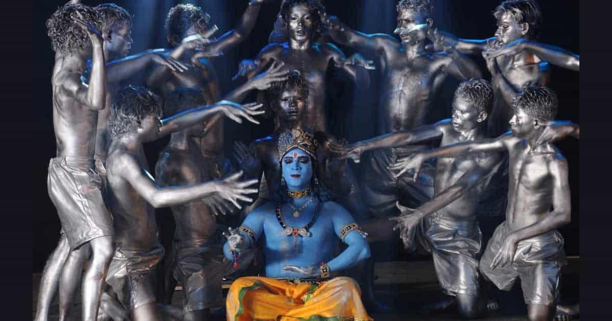 Krishna Reddy On Performing At The Launch Of 'Haathi Ghoda Paal Ki Jai Kanhaiya Laal Ki'