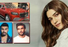 Kriti Sanon Joins The Prestigious Club Of Ranveer Singh, Arjun Kapoor Buying A 2.40 Crores Worth SUV Mercedes Maybach, Check Out