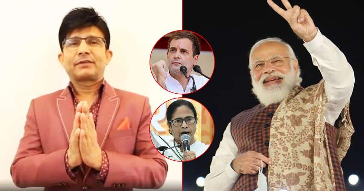 KRK Lauds PM Narendra Modi