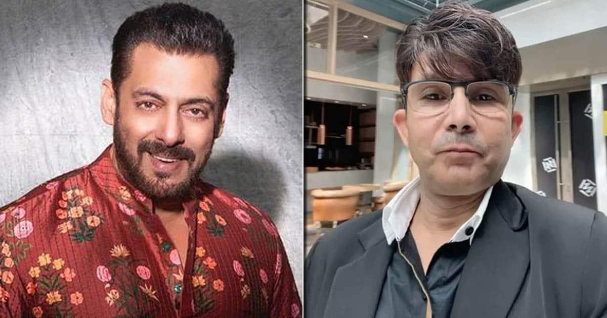 KRK Moves To Bombay HC Against Restraining Order In Salman Khan Defamation Suit