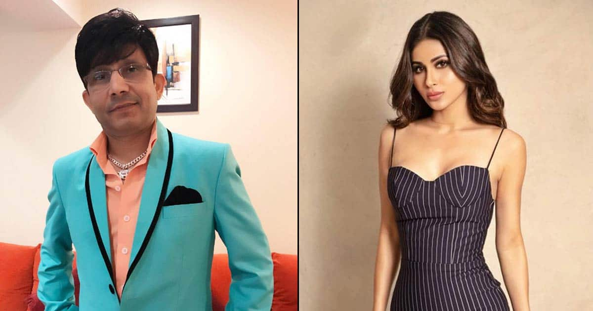 """KRK Now Takes A Dig At Mouni Roy Saying """"Money Can Change Looks"""""""