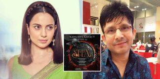 KRK Slams Kangana Ranaut Over Her Rumoured Fees For Sita - The Incarnation