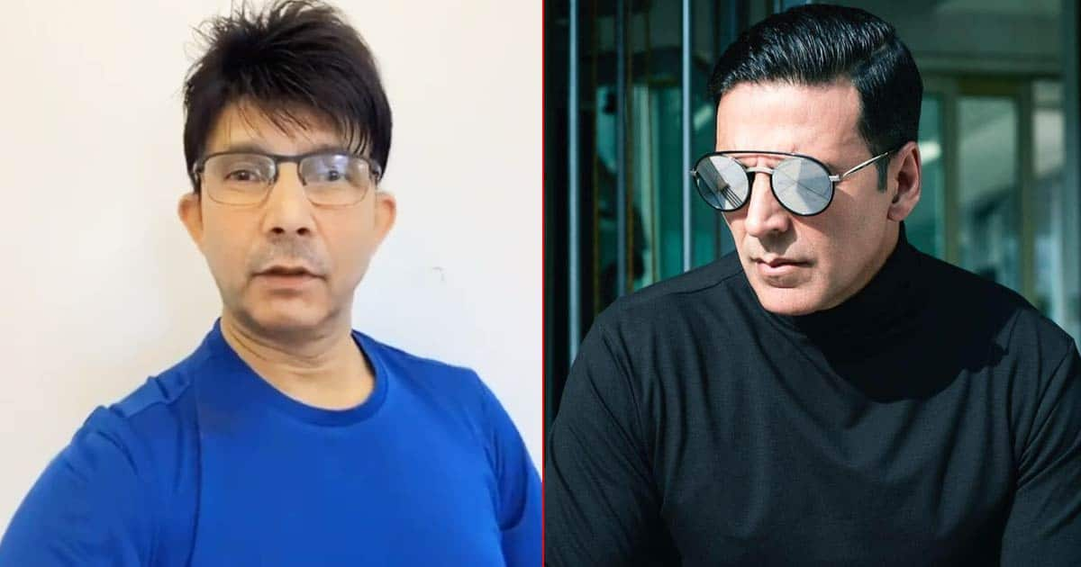 KRK Takes A Dig At Akshay Kumar Over His Canadian Citizenship