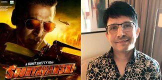 KRK Takes A Dig At Akshay Kumar Over His Sooryavanshi