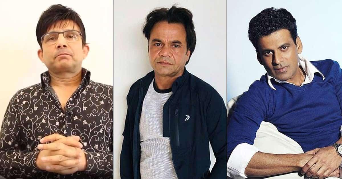 KRK Uses Rajpal Yadav's Comment On OTT To Shame Web Series Actors!