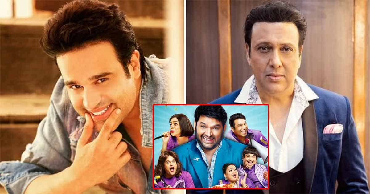 The Kapil Sharma Show: Krushna Abhishek Skips The Show As Govinda Joins As A Special Guest