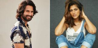 Kubbra Sait hints at shooting for web show with Shahid Kapoor