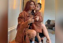 Kylie Jenner 'always meant to be a mom'