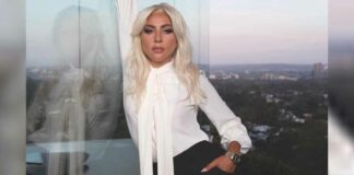 Lady Gaga's 'Born This Way' returns to Billboard top 10 album sales after 10 years