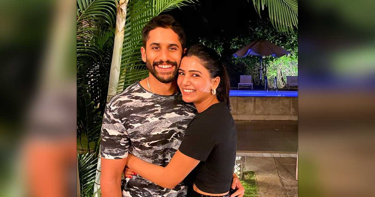 Let's Head Back And Witness One Of The Most Bliss Moments From Samantha Ruth Prabhu & Naga Chaitanya's Relationship
