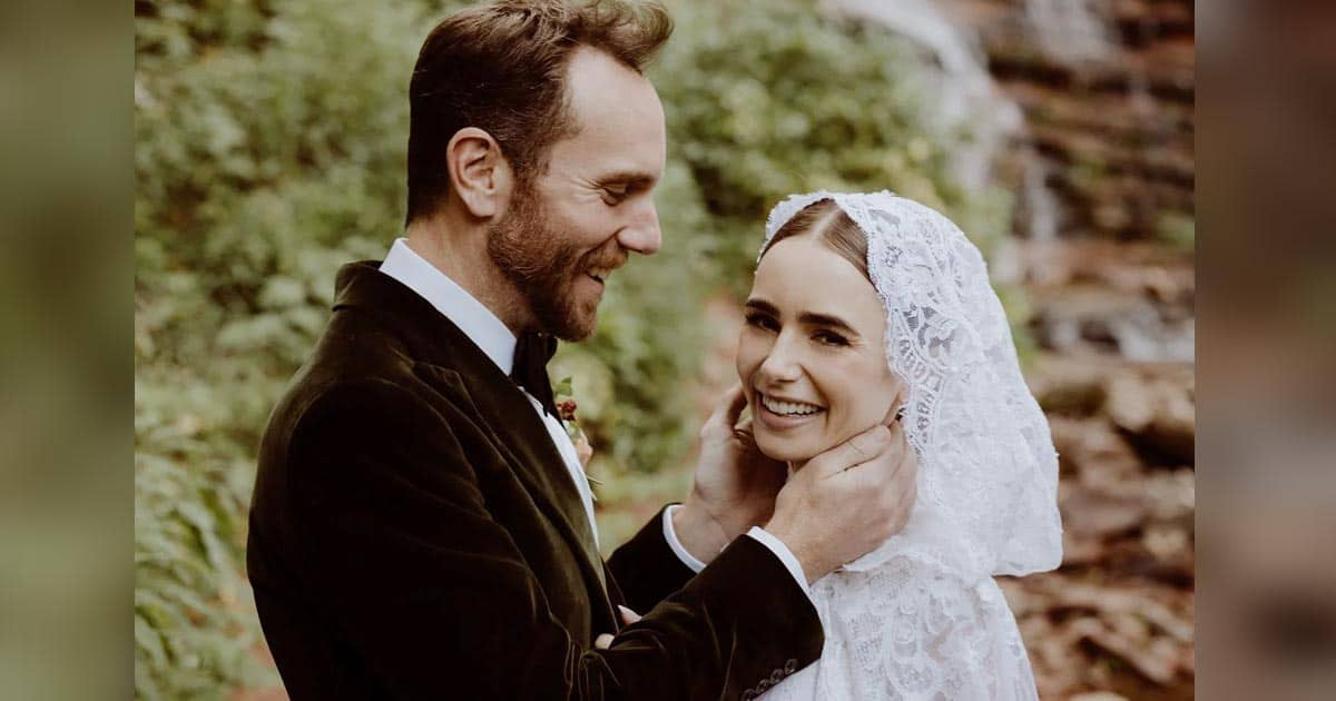 Lily Collins Is Now Married To Movie Director Charlie McDowell