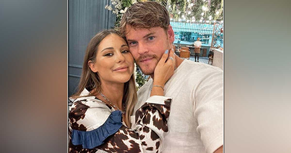 Louise Thompson & Fiancé Ryan Libbey Are Expecting A Baby Boy
