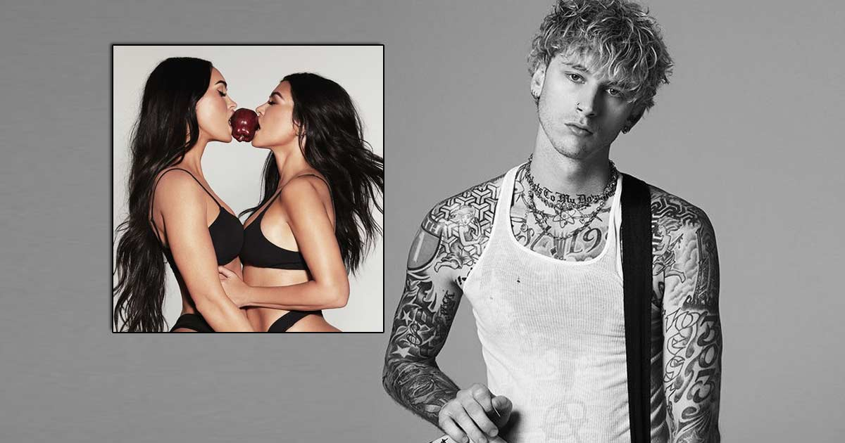 Machine Gun Kelly Calls Megan Fox His 'Dream Girl' Post Her Sultry 'One Of The Hottest Things Ever Seen' SKIMS Photoshoot With Kourtney Kardashian