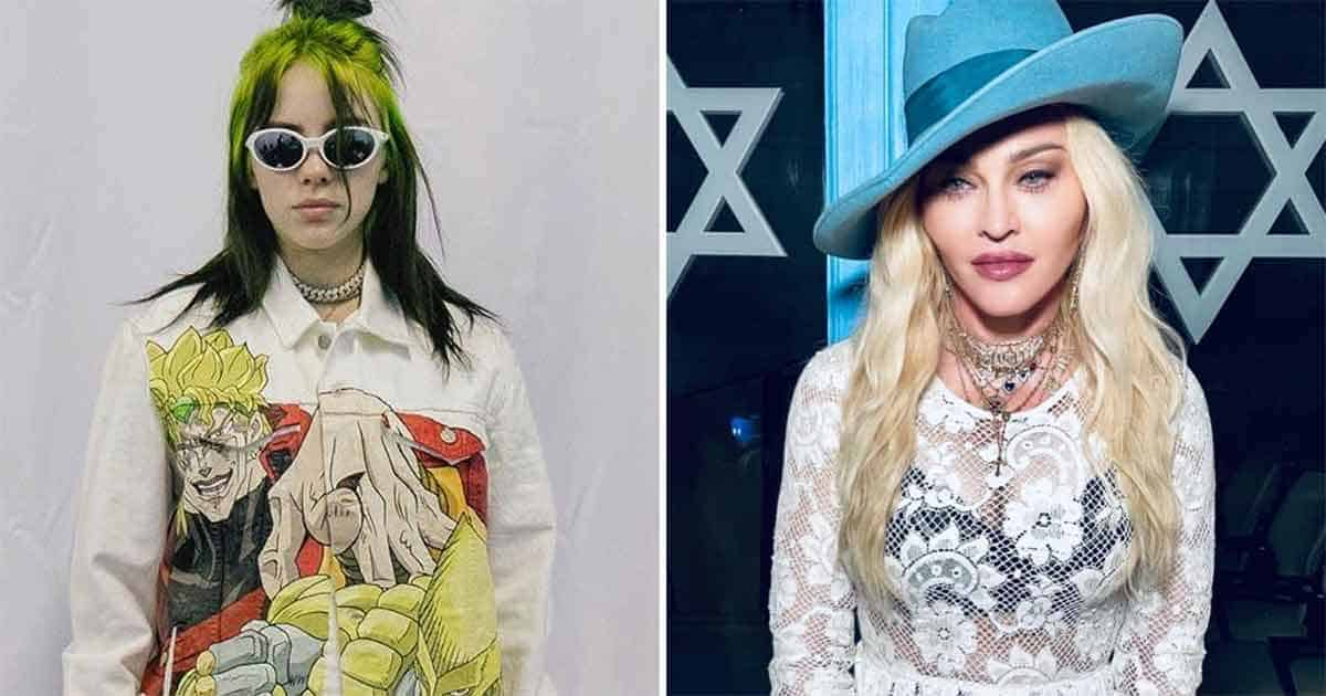 """Madonna Backs Up Billie Eilish Over The Topic Of Industry Sexism, """"If Billie Were A Man, No One Would Be Writing About This"""""""