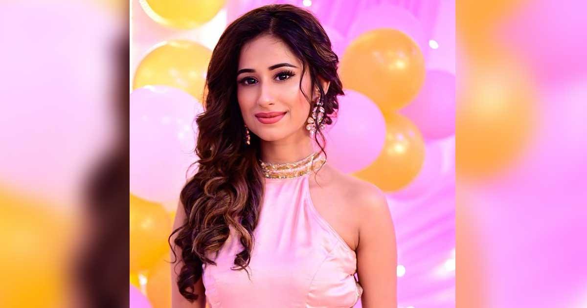 Maera Misshra excited to play grey character in 'Bhagya Lakshmi'