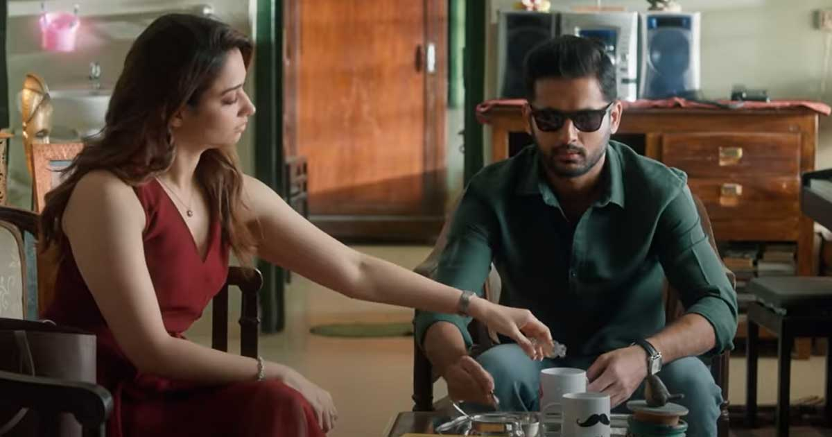 Maestro Movie Review: Nithiin & Tamannaah Bhatia's Thriller Is Haunted By The Ghost Of Andhadhun