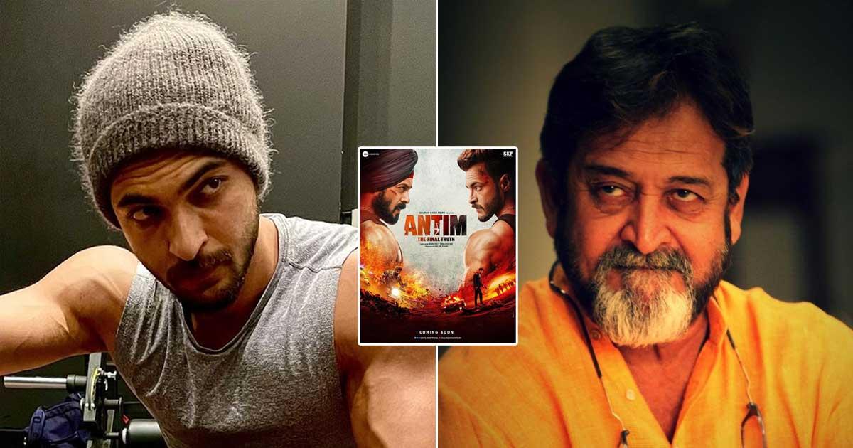 Mahesh Manjrekar says 'Antim' was 'do or die' for Aayush Sharma