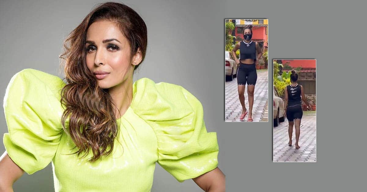 Malaika Arora Trolled Over Her 'Duck Walk' – Watch