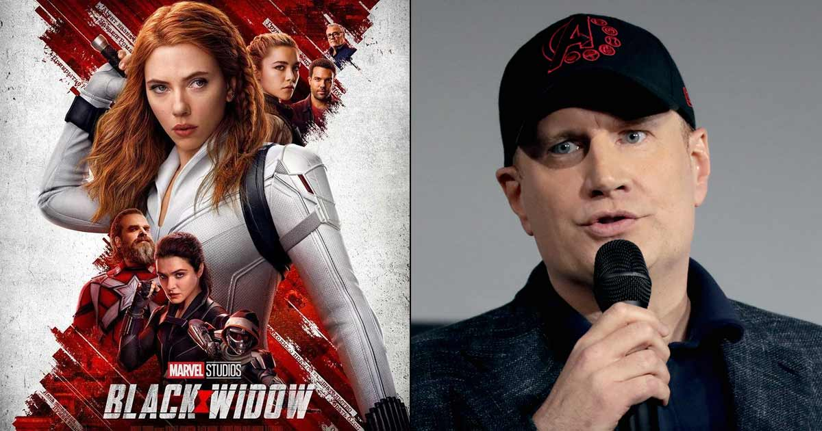 Marvel President Kevin Feige: 'Black Widow' has such rich backstory