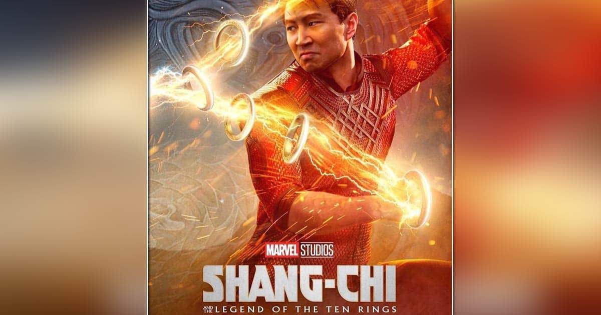 MARVEL'S SHANG CHI AND THE LEGEND OF THE TEN RINGS CLOCKS IN 14.45 CR. GBOC IN JUST 4 DAYS