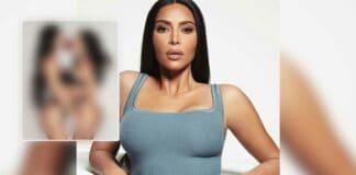 Megan Fox & Kourtney Kourtney Kardashian Breaks The Internet With Kim Kardashian's SKIMS' Topless Collab