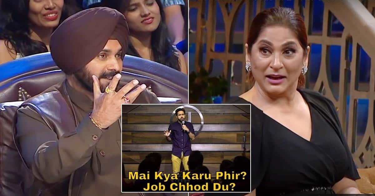 Memes On Navjot Singh Sidhu Related To The Kapil Sharma Show