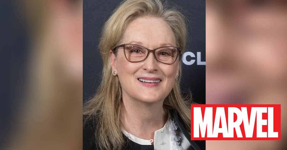 Marvel & Meryl Streep Are Rumoured To Be In Talks For An Original Role