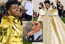 Met Gala 2021: Lil Nas X dons three Versace looks in one