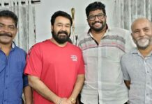 Mohanlal announces new film with Shaji Kailas after 12 yrs