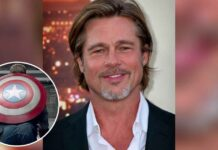 Move Over Captain America's A*s? Brad Pitt's Juicy B**ty From Babylon Sets Is Now Breaking The Internet & How!