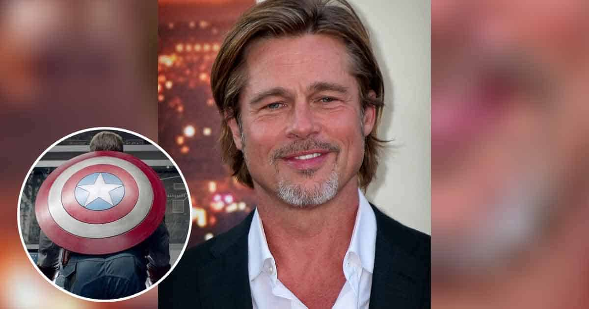 Brad Pitt's Bomb For A Butt From Babylon Sets Is Giving Tough Competition To Captain America's A*s