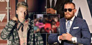 MTV VMAs 2021: Conor McGregor Threw A Drink At Machine Gun Kelly On The Red Carpet!