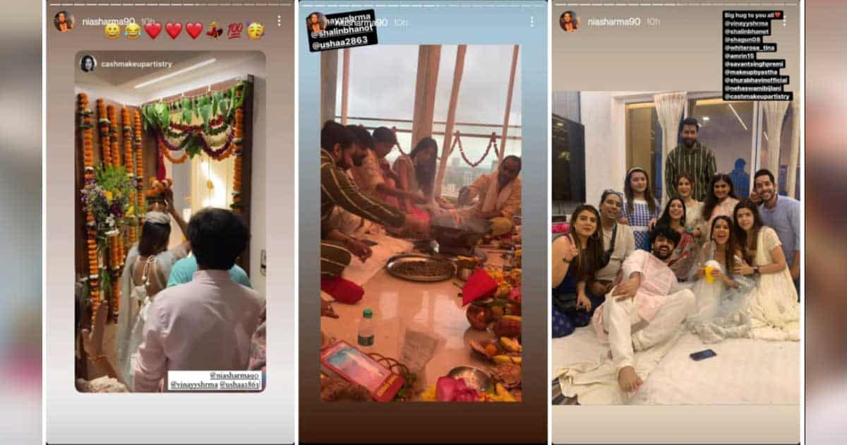 Naagin 4 Actress Nia Sharma's 'All-White' New Abode In Mumbai Is What Dreams Are Made Of