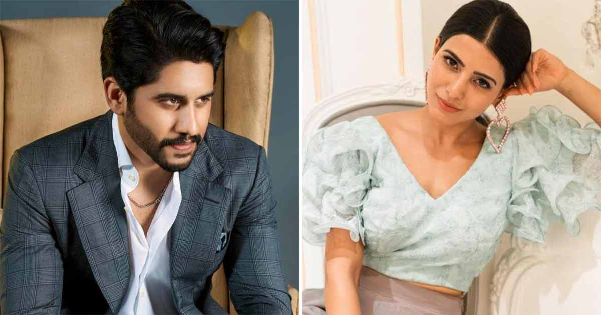 """In Between Their Divorce Rumours Naga Chaitanya Arrives At Sam-Jam to play """"How Well Do We Know Each Other?"""" Challenge With Samantha Ruth Prabhu"""