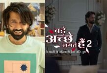Nakuul Mehta: I'm not trying to take anyone's place in 'Bade Acche Lagte Hain 2'