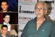 Nasseruddin Shah Opens Up On Why Salman Khan, Shah Rukh Khan & Aamir Khan Don't Dare To Speaking Their Minds