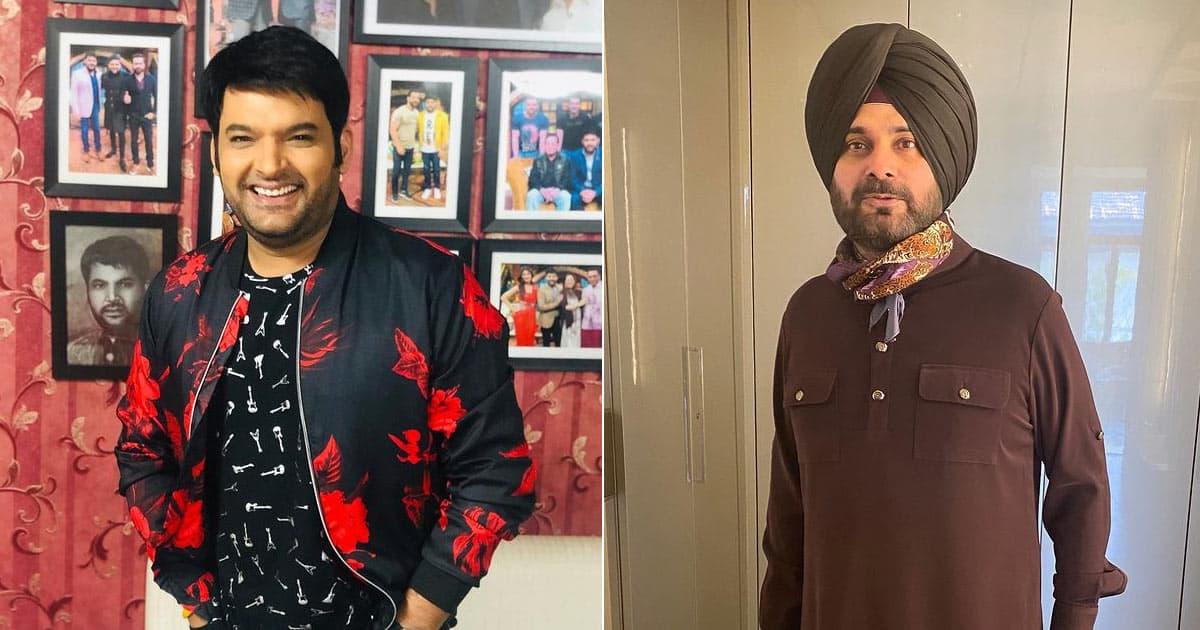 Navjot Singh Sidhu Is Coming Back To The Kapil Sharma Show?