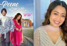 Neha Kakkar turns director for husband Rohanpreet Singh's music video