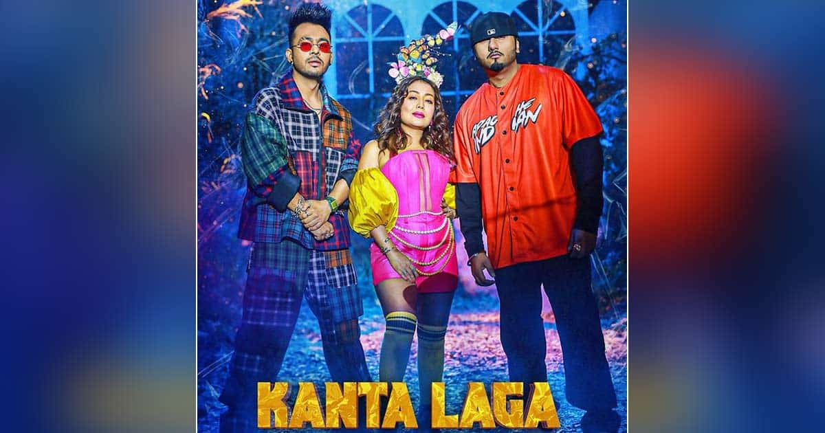 Neha Kakkar, Yo Yo Honey Singh's party track 'Kanta Laga' out now