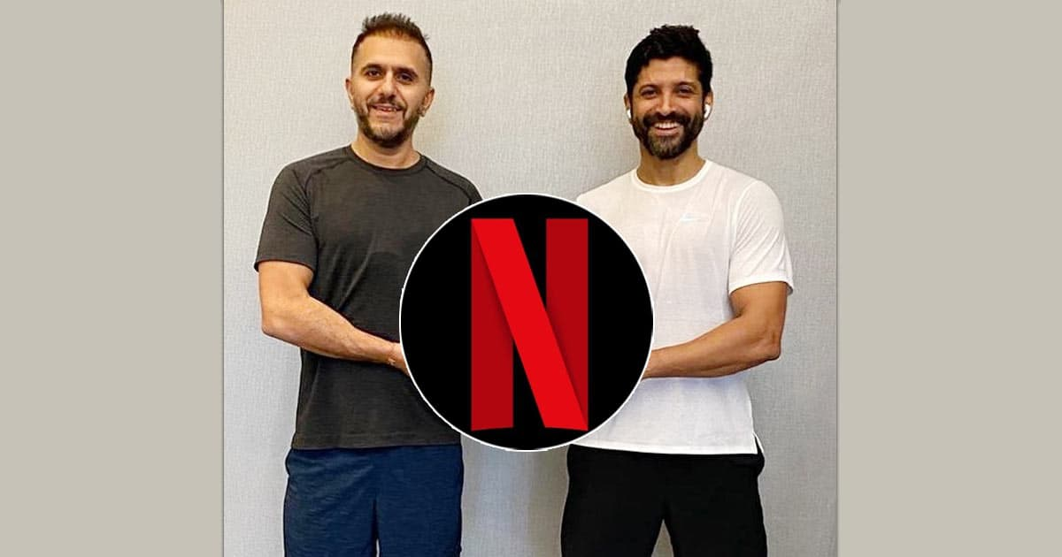 Netflix, Excel Entertainment enter into multi-year series partnership