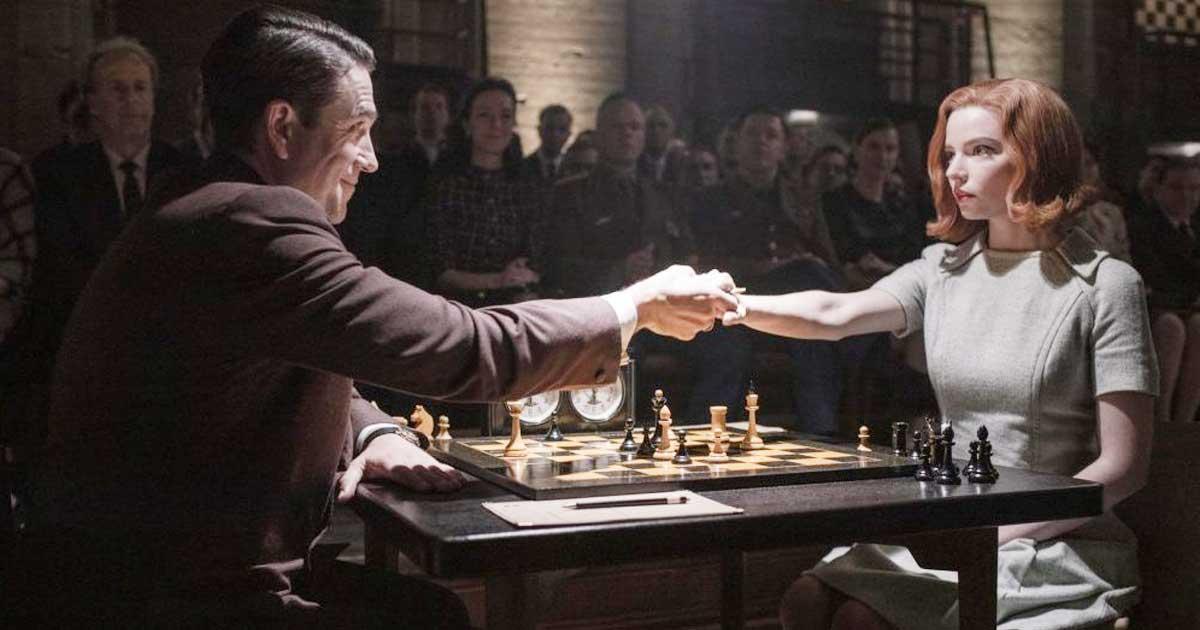 Netflix Sued For $5 Million By Former Chess Master Nona Gaprindashvili