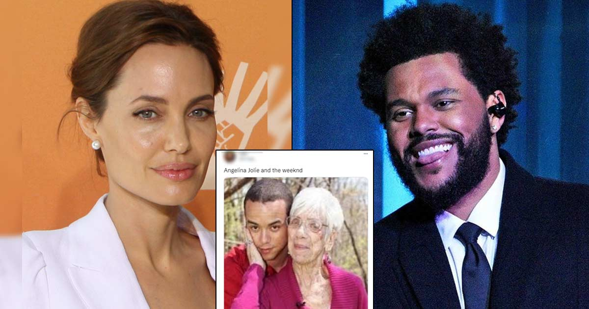 Netizens Can't Process That Angelina Jolie May Be Dating The Weeknd