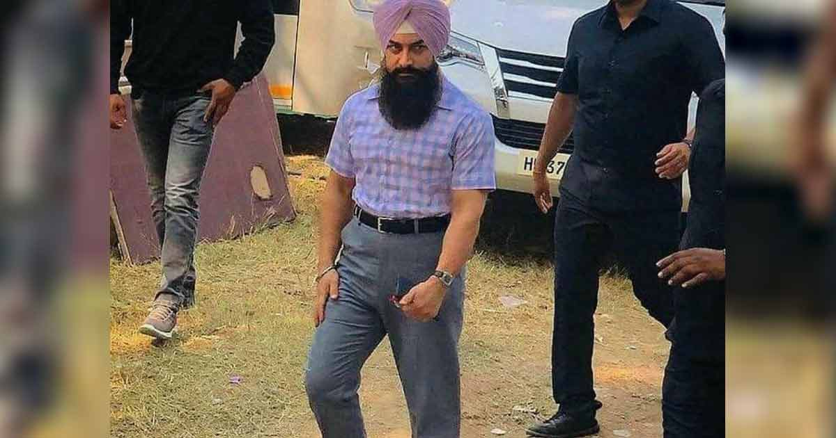 Aamir Khan Under Netizens Radar Over His New Look From Laal Singh Chaddha