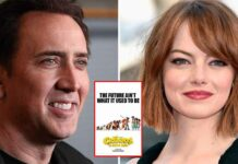 Nicholas Cage, Emma Stone lend their voices to 'The Croods: A New Age'
