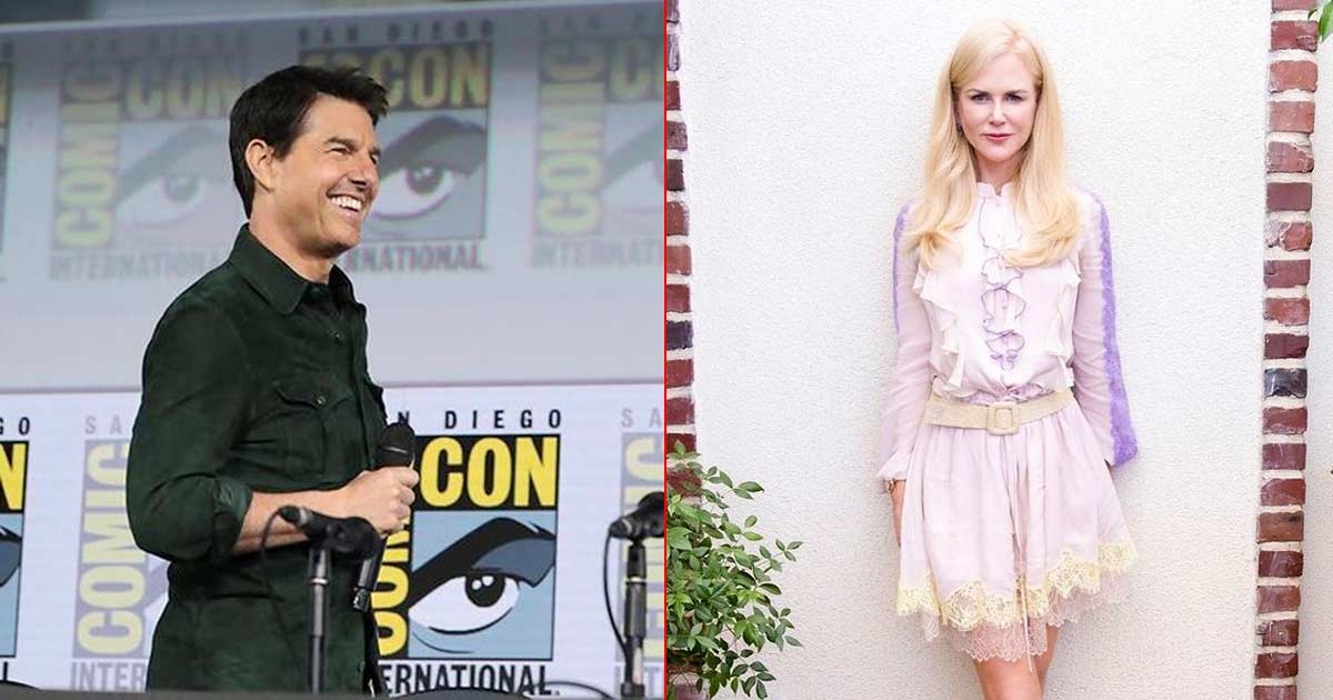 Nicole Kidman Addresses The Media Fascination Around Her Relationship With Tom Cruise