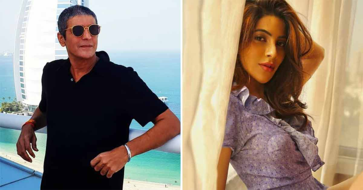 """Nikki Tamboli On Shaking A Leg With Chunky Panday: """"We Wanted To Do Something Fun"""""""