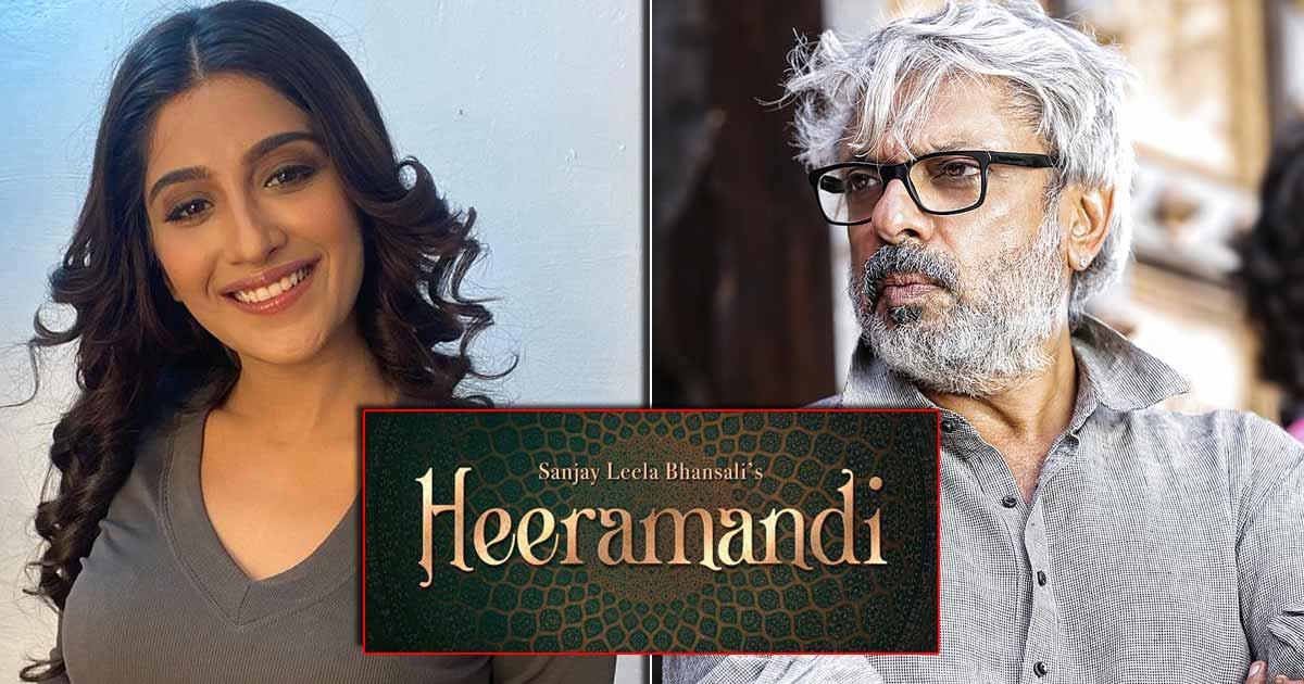 Nimrit Kaur Ahluwalia To Be Seen In Sanjay Leela Bhansali's Netflix Series Heeramandi - Reports